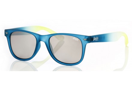 Lunettes de soleil mixte SUPERDRY Bleu SDS SUPERFARER 188 51/22
