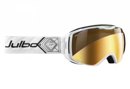 Masque de ski mixte JULBO Blanc UNIVERSE Blanc / Noir ZEBRA