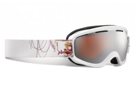 Masque de ski mixte JULBO Blanc VEGA Blanc
