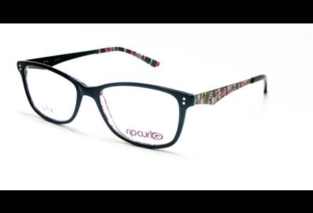 Lunettes de vue pour femme RIP CURL Noir VOU 012 NOIR/02 50/17
