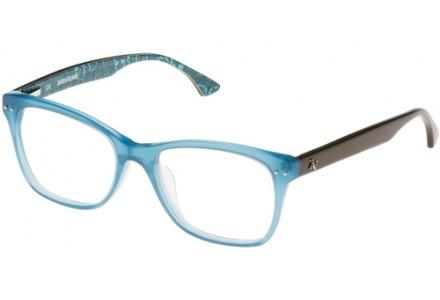 Lunettes de vue pour femme ZADIG ET VOLTAIRE Bleu VZV 020 0D99 51/17