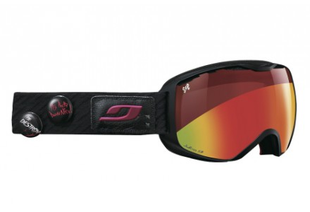 Masque de ski mixte JULBO Noir WELCOME Noir Snow Tiger