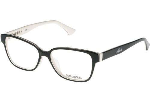 lunettes de vue zadig et voltaire vzv 017 0acs 54 15. Black Bedroom Furniture Sets. Home Design Ideas