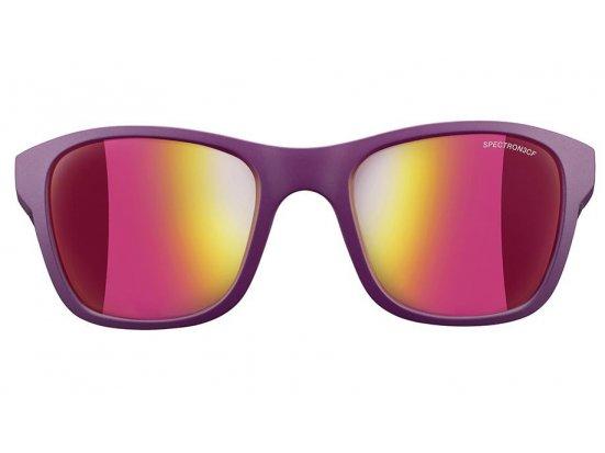 Lunettes de soleil pour enfant JULBO Violet Reach Violet mat spectron 3 +