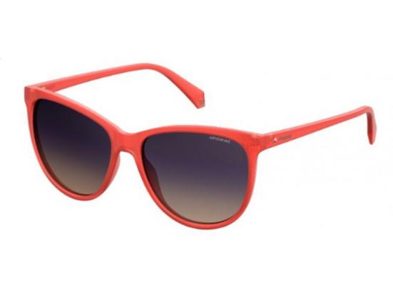Lunettes de soleil pour femme POLAROID Rouge PLD 4066/S 1N5 57/16