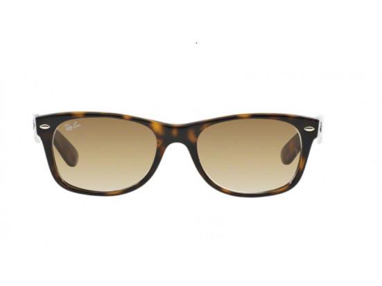 Lunettes de soleil mixte RAY BAN Ecaille RB 2132 NEW WAYFARER 710/51-55/18
