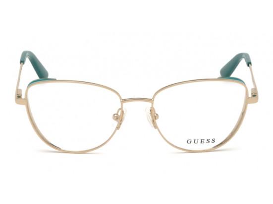 Lunettes de vue pour femme GUESS Bleu GU 2701 033 53/17