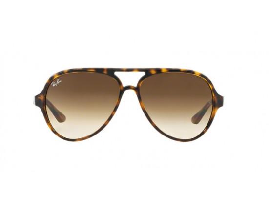 Lunettes de soleil mixte RAY BAN Ecaille RB 4125 CATS 5000 710/51 59/18