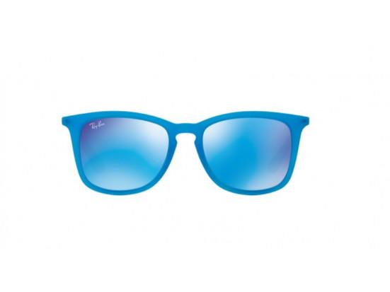 Lunettes de soleil pour enfant RAY BAN Bleu RJ 9063S 701155 48/16