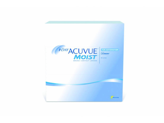 Lentilles JOHNSON VISION CARE 1 Day Acuvue Moist For Astigmatism 90L
