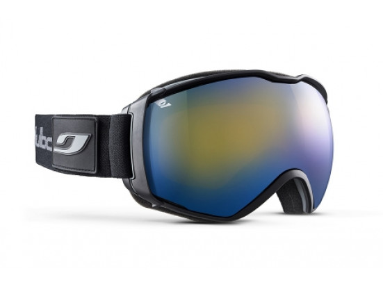 Masque de ski mixte JULBO Noir AIRFLUX Noir / Noir - Spectron 1