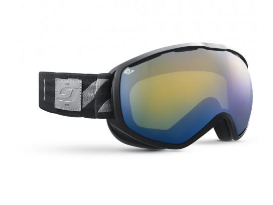 Masque de ski mixte JULBO Noir ATLAS Noir Spectron 1+