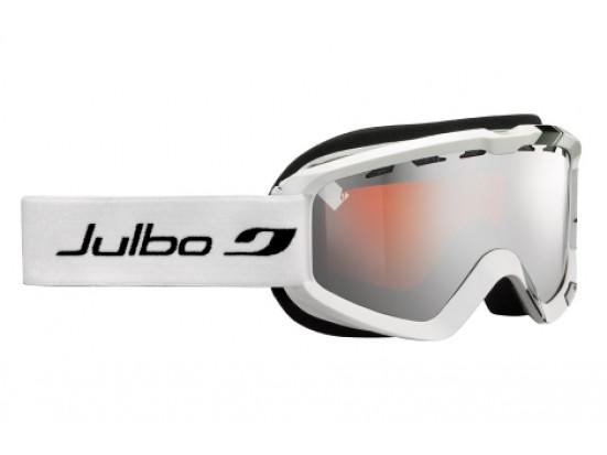 Masque de ski mixte JULBO Blanc BANG Blanc   Noir Ecrans Interchangeable c7b62611b8d0