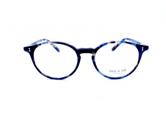 Lunettes de vue pour femme PAUL AND JOE Bleu AZURE 03 E376 48/17
