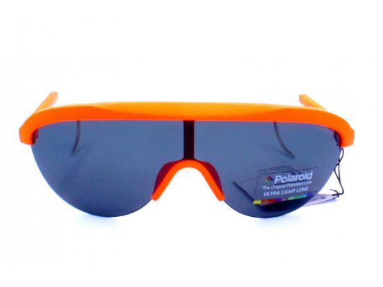 Lunettes de soleil mixte POLAROID Orange PLD 6037/S 2M5M9 99/01