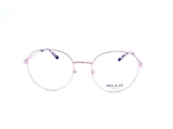 Lunettes de vue pour femme PAUL AND JOE Rose ROSY 42 OR10 53/19