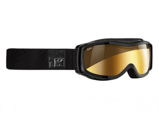 Masque de ski pour femme JULBO Noir ECLIPSE Noir ZEBRA