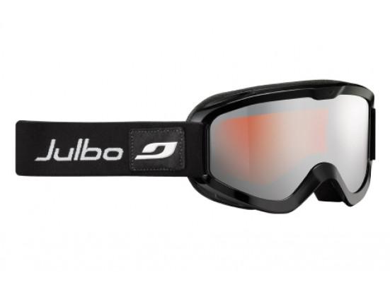 Masque de ski mixte JULBO Noir ERIS NOIR Spectron 3 Miroir