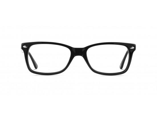 Lunettes de vue mixte MYMONTURE Noir ADAIR FR95 50/18