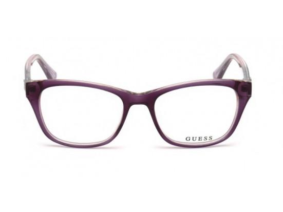 Lunettes de vue pour femme GUESS Violet GU 2678 083 49/17