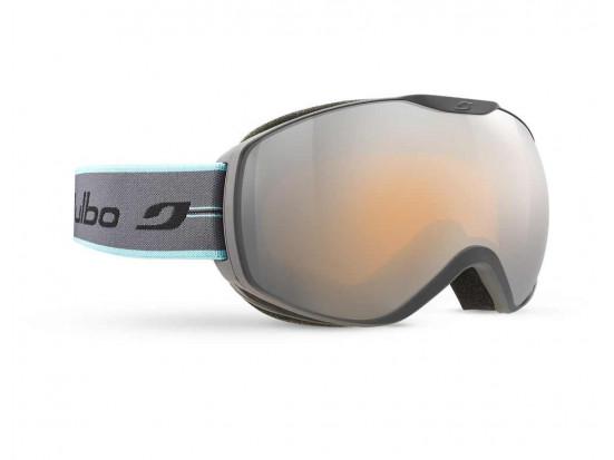 Masque de ski mixte JULBO Gris Clair ISON Gris / Bleu - Spectron 3+