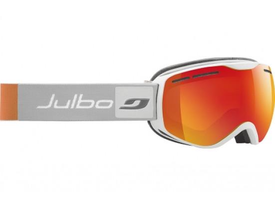 Masque de ski mixte JULBO Blanc ISON XCL Blanc / Orange / Gris - Spectron 3+