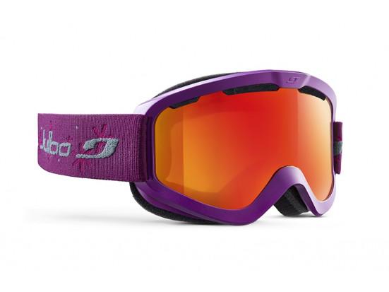 Masque de ski pour femme JULBO Violet JUNE Violet Flakes Spectron 3 L