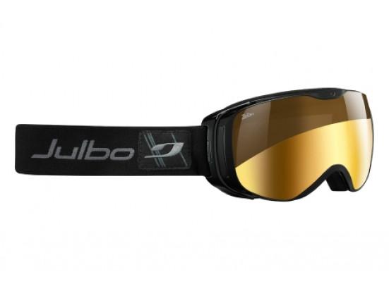 Masque de ski pour femme JULBO Noir LUNA Noir / Gris - Zebra