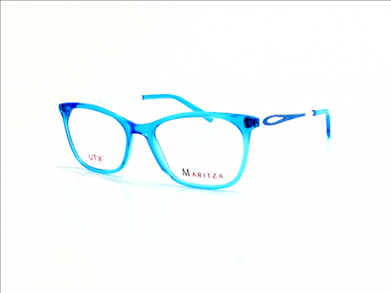 Lunettes de vue pour femme MARITZA Bleu M 0289 BLEU 51/17
