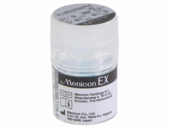 Lentilles MENICON Menicon EX Hors Norme