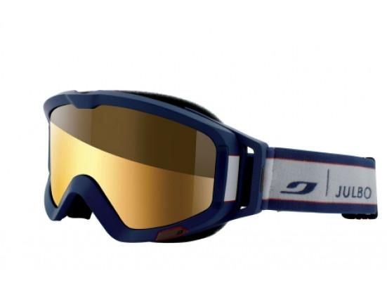 Masque de ski pour homme JULBO Bleu METEOR Bleu nuit Zebra