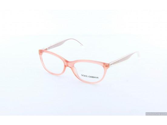Lunettes de vue pour femme Orange DG 3141 2587-53/16