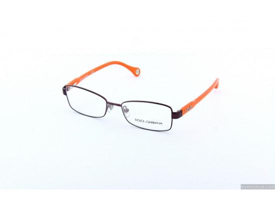Lunettes de vue pour femme Orange DD 5114 1141-52/17