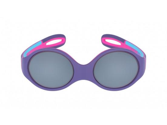 Lunettes de soleil pour bébé JULBO Violet Loop Violet / Bleu Ciel - Spectron 4 Baby