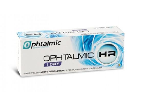 Lentilles OPHTALMIC Ophtalmic HR 1 Day 30L