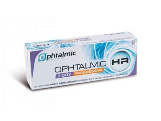 Lentilles OPHTALMIC Ophtalmic HR 1 Day Progressive 30L