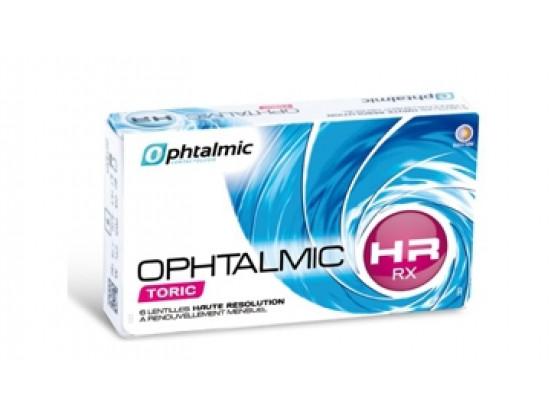 Lentilles OPHTALMIC Ophtalmic HR Rx Toric