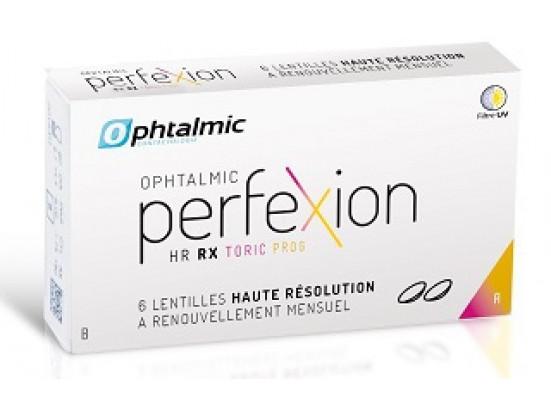 Lentilles OPHTALMIC Ophtalmic PerfeXion HR Rx Toric Prog