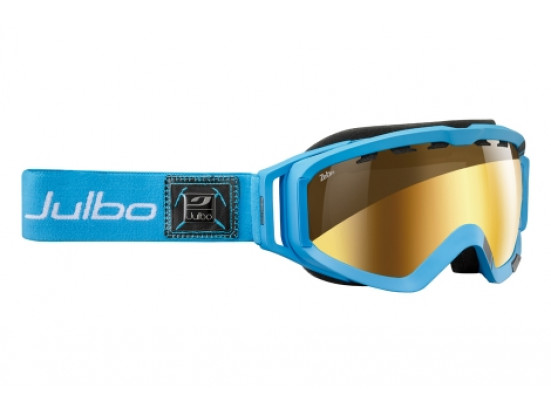 Masque de ski mixte JULBO Bleu ORBITER Bleu ciel Zebra