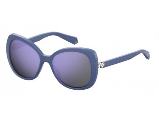 Lunettes de soleil pour femme POLAROID Violet PLD 4063/S/X PJP 56/18