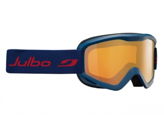 Masque de ski mixte JULBO Bleu PLASMA BLEU Spectron 3 Miroir