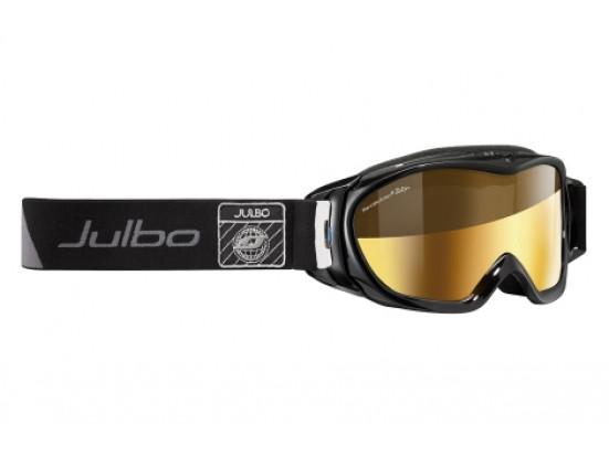 Masque de ski mixte JULBO Noir REVOLUTION Noir Zebra