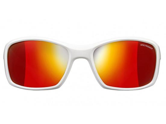 Lunettes de soleil pour enfant JULBO Blanc Rookie blanc brillant Spectron 3 cf