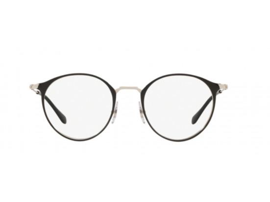 Lunettes de vue mixte RAY BAN Noir RX 6378 2841 49/21