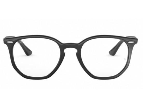 Lunettes de vue mixte RAY BAN Noir RX 7151 2000 50/19