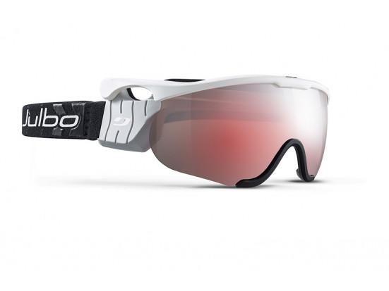 Masque de ski mixte JULBO Blanc SNIPER M Blanc / Gris Spectron 3