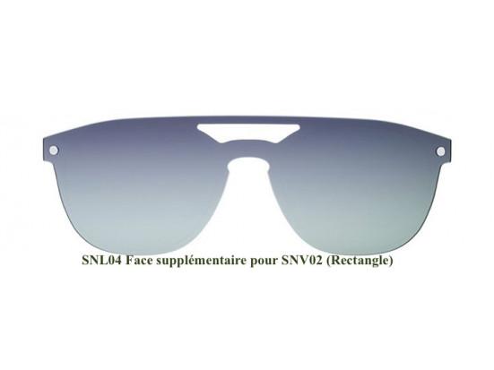 Autre mixte SNOB Bleu SNOB CLIP AIMANTE SNL04 C6 POUR SNV02