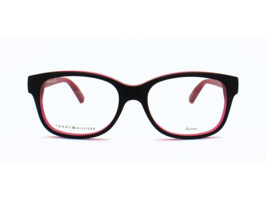 Lunettes de vue pour femme TOMMY HILFIGER Violet TH 1017 UCS 52/16