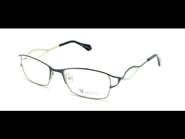 Lunettes de vue pour femme MARITZA Noir M 0270 NOIR BLK 50 18 bb07bb1ec7aa