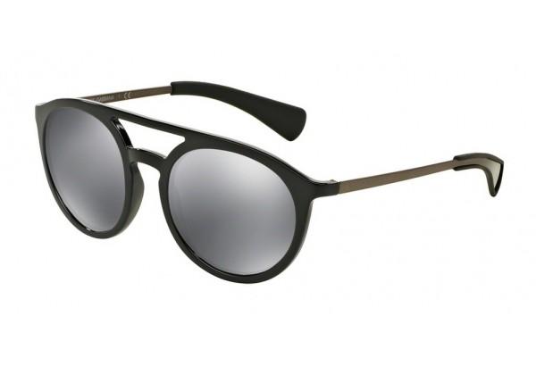 lunettes de soleil dolce gabbana dg 6101 501 6g 53 21. Black Bedroom Furniture Sets. Home Design Ideas